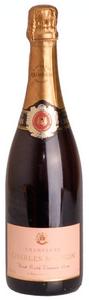 Charles Mignon Premier Cru Brut Rosé Champagne, Ac Bottle