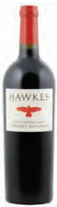 Hawkes Cabernet Sauvignon 2004, Alexander Valley Bottle