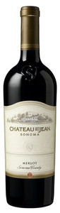 Chateau St. Jean Merlot 2008, Sonoma Valley Bottle