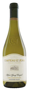 Chateau St. Jean Robert Young Chardonnay 2007, Alexander Valley, Sonoma County Bottle