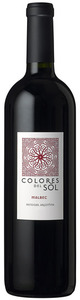 Colores Del Sol Malbec 2010 Bottle