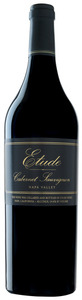Etude Cabernet Sauvignon 2007, Napa Valley Bottle