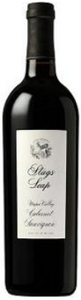 Stags' Leap Winery Cabernet Sauvignon 2007, Napa Valley Bottle