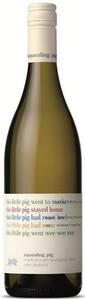 Squealing Pig Sauvignon Blanc 2013, Marlborough Bottle