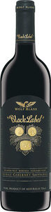 Wolf Blass Black Label Shiraz/Cabernet Sauvignon/Malbec 2007, South Australia Bottle