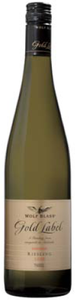 Wolf Blass Gold Label Riesling 2011, Eden Valley/Clare Valley Bottle