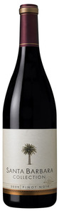 Santa Barbara Collection Pinot Noir 2009, Santa Barbara Bottle
