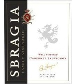 Sbragia Wall Vineyard Mt. Veeder 2007 Bottle