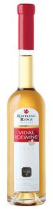Kittling Ridge Vidal Icewine 2009, VQA Niagara Peninsula  (375ml) Bottle
