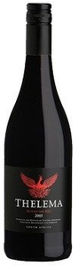 Thelema Mountain Red 2008, Stellenbosch Bottle