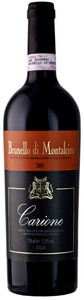 Carione Brunello Di Montalcino 2005 Bottle
