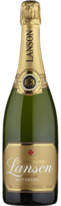 Lanson Gold Label Vintage Brut Champagne 1999 Bottle