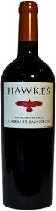 Hawkes Cabernet Sauvignon 2003, Alexander Valley Bottle