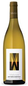 Malivoire Moira Vineyard Chardonnay 2007, VQA Beamsville Bench, Niagara Peninsula 2007 Bottle