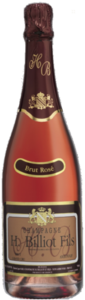 H. Billiot & Fils Brut Grand Cru Rosé Champagne, Champagne Aoc Bottle