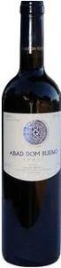 Bodega Del Abad Dom Bueno Crianza 2001, Do Bierzo Bottle
