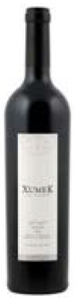 Xumek Single Vineyard Syrah 2009, Zonda Valley, San Juan Bottle