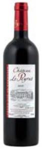 Château Le Peyrat 2009, Ac Côtes De Bordeaux, Castillon Bottle