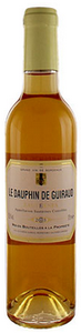 Le Dauphin De Guiraud 2005, Ac Sauternes, 2nd Wine Of Château Guiraud (375ml) Bottle