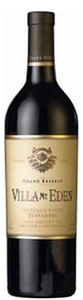 Villa Mt. Eden Antique Vines Grand Reserve Zinfandel 2007, Amador County 51%/Napa County 49% Bottle
