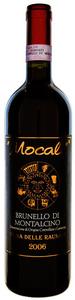 Mocali Brunello Di Montalcino 2006 Bottle