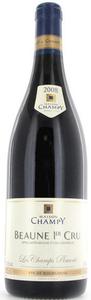 Champy Les Champs Pimont Beaune 1er Cru 2008 Bottle