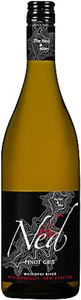 The Ned Pinot Gris 2011, Waihopal River, Marlborough, South Island Bottle