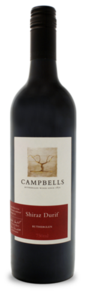 Campbell's Shiraz/Durif 2010, Rutherglen, Victoria Bottle