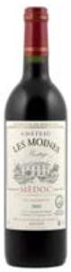 Château Les Moines 2005, Ac Médoc Bottle