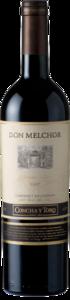Concha Y Toro Don Melchor Cabernet Sauvignon 2007, Puente Alto Bottle