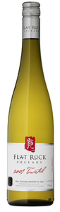 Flat Rock Twisted White 2010, VQA Twenty Mile Bench, Niagara Peninsula (375ml) Bottle