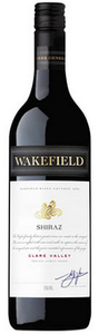 Wakefield Shiraz 2009, Clare Valley, South Australia Bottle