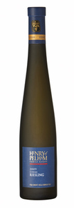 Henry Of Pelham Riesling Icewine 2009, VQA Short Hills Bench, Niagara Peninsula (375ml) Bottle