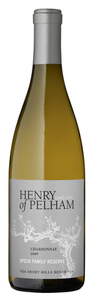 Henry Of Pelham Speck Family Reserve Chardonnay 2009, VQA Short Hills Bench, Niagara Peninsula Bottle