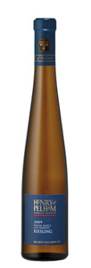 Henry Of Pelham Special Select Late Harvest Riesling 2009, VQA Short Hills Bench, Niagara Peninsula (375ml) Bottle