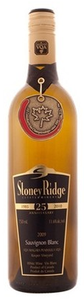 Stoney Ridge Kasper Vineyard Sauvignon Blanc 2010, VQA Niagara Peninsula Bottle