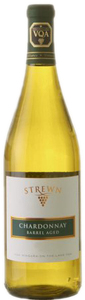 Strewn Chardonnay Barrel Aged 2010, Niagara Peninsula  Bottle