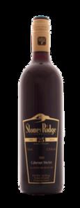 Stoney Ridge Cabernet Merlot 2009, Niagara Peninsula  Bottle