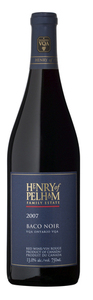 Henry Of Pelham Baco Noir 2007, VQA Ontario Bottle
