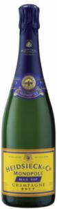 Heidsieck & Co. Monopole Blue Top Brut Champagne, Ac Bottle