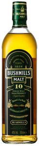 Bushmills Malt 10 Ans Bottle