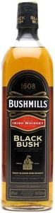 Bushmills Black Bush Whiskey Bottle