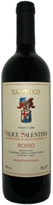 Taurino Salice Salentino Riserva 2008, Dop Bottle