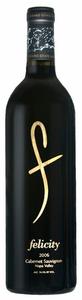 Sodaro Felicity Cabernet Sauvignon 2006, Napa Valley Bottle