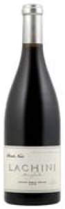 Lachini Vineyards Estate Pinot Noir 2008, Chehalem Mountains, Willamette Valley Bottle