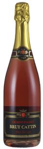 Joseph Cattin Brut Rosé Crémant D'alsace, Méthode Traditionnelle, Ac Bottle
