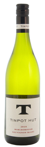 Tinpot Hut Sauvignon Blanc 2010, Marlborough, South Island Bottle