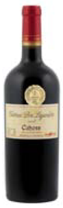 Château Bru Lagardette Cahors 2008, Ac Bottle
