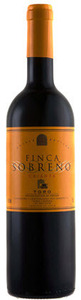 Finca Sobreño Crianza 2008, Do Toro Bottle