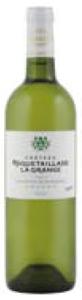Château Roquetaillade La Grange Blanc 2010, Ac Graves Bottle